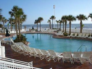 Beautiful 2 Bedroom Ocean Front Condo - 8th Floor  -  Sleeps 10 - Ocean Walk