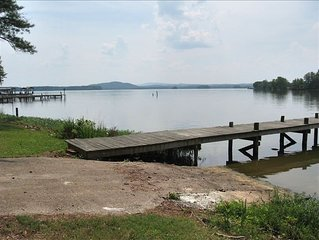 Lake Front Cabin - Great Fishing or Family Fun , 2BR/1BA