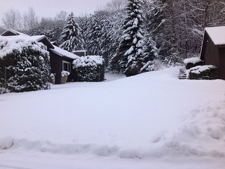 Snow is HERE! - Its Time to Ski - Book NOW!