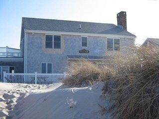 Oceanfront Beach Home
