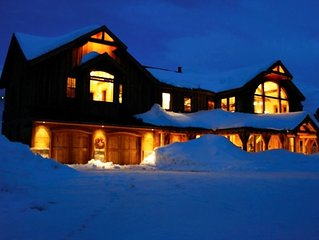 5250 Sq Ft. 5-Star Mountain Home with 360° Peak & Valley Views