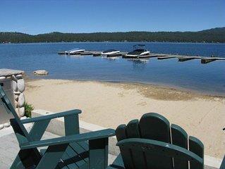 Beautiful Lake Front Condo in McCall, Id