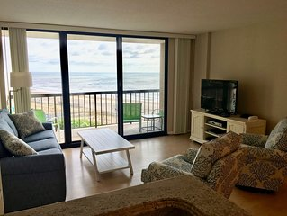 Oceanfront 3 BR Condo - Sea Colony