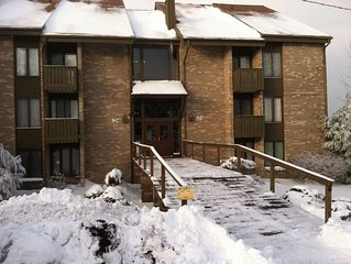 Beautiful 2bed/2bath Mt. Villa Condo, Ski/Golf