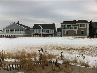 Beautiful Home on the Beach at the Jersey Shore