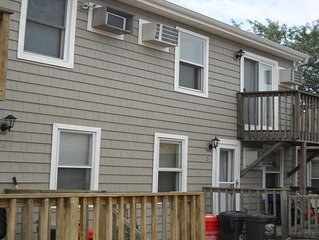 Fully Renovated Townhouse -- 5 minute walk to Beach and Boardwalk!!