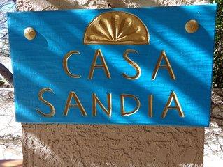 Northeast Heights, CASA SANDIA in Gated Community