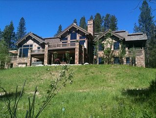 Fish Creek Vacation Rental for 10 People