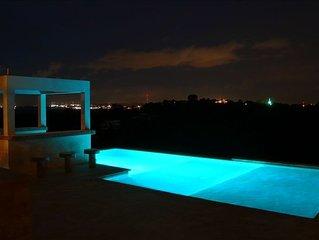 Modern Luxury Steps Away From Sandy Beach in Beautiful Puntas Rincon