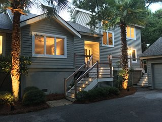 Kiawah Vanderhorst, 4-bed, Priv Heated Pool, Beach, Ocean Course, WELCOME HOME!
