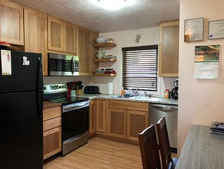 updated Kitchen, new appliances