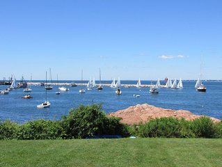 Sakonnet Harbor is Your Private Front Yard!