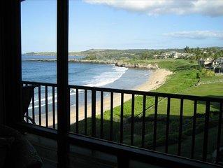 Ocean Front Rare Beach View from Villa Unit 21b3