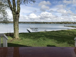 Brand New Over 3,100 Sq Ft Lakefront Home W/2 Masters
