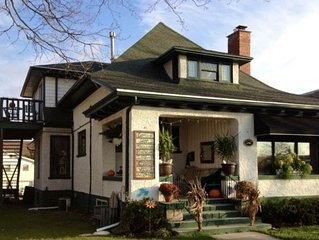 Downtown Geneva Street Bungalow