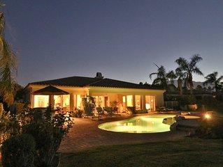 Elegant Mission Hills Golf Vacation Home