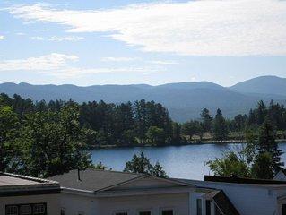 Lake Placid Downtown Mainstream Luxury Getaway