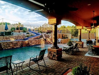 THE RETREAT, an Executive Custom Home in Estrella Mtns!