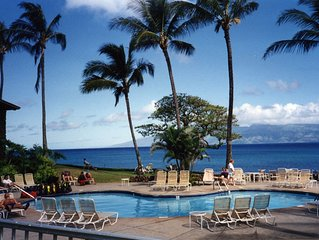 'Oceanfront Maui Condominium' Napili Shores Resort- H-264