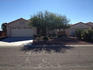 Beautiful Home Near  River in  Desert Lakes Golf Course Area