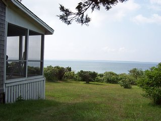 Waterfront Cottage With Private Beach And Best Sunset Viewing On Island