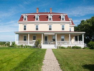 Block Islands Largest and Best Located Vacation Rental