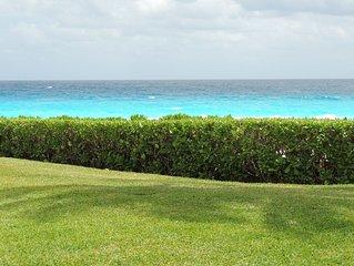 Oceanfront Private Villa in 5 star luxury resort -3 bedroom, optional 4th bedoom
