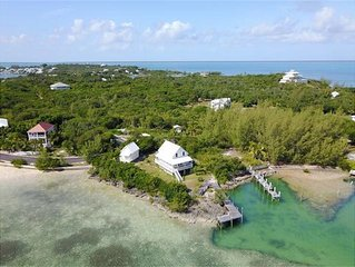 Featured on HGTV!    Protected Deep Water Dock and Beach