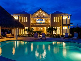 WINDHAVEN: Casual Caribbean Elegance - Right on the Beach