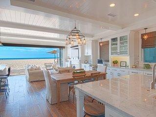 Luxury Beach House on the Sand