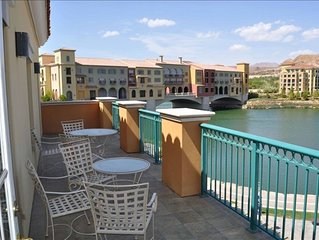 Lakeside 3 Bedroom Condo, Montelago Village, Lake Las Vegas