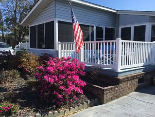 Family Friendly 3Bd/2Ba Beach House in Oceanside Village