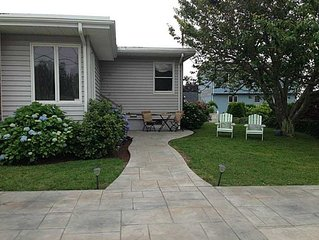Scarborough Beach House- 3 BR Main House Plus 2 BR In Law Apt! Steps to Beach!