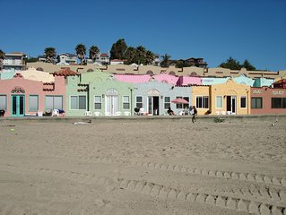 Beach Front Condo in Capitola - Venetian Front Row #4