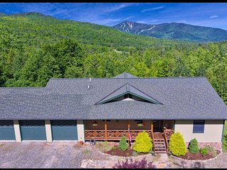 Mountain Side Home With Absolutely Stunning Adirondack Mountian Views