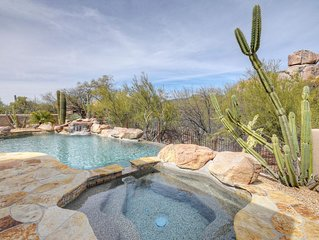 The Boulders - Complete With Private Pool!