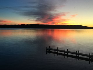 WALLOON BEST WEST ARM SUNSETS! READ OUR REVIEWS! KAYAKS & SUPS! NEW PONTOON!