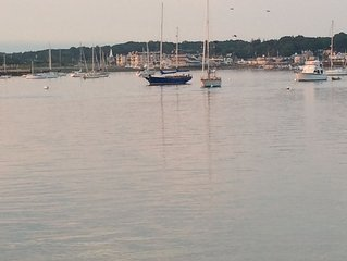 Spectacular Harbor Views - 50 Yards To Two Different Sandy Beaches