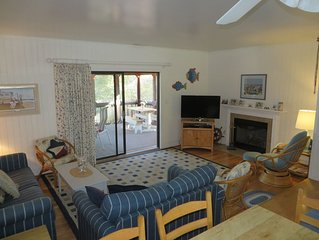 Bethany Beach 3-BR Townhouse With Pool and Tennis - Walking Distance to Beach!