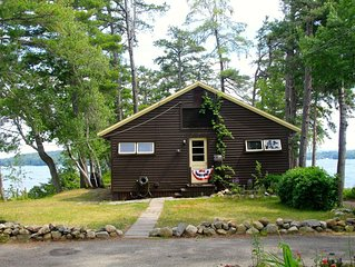 Spindle Point - Charming Winnipesaukee Lakeside Cabin (Nh)