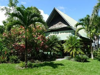 Jungle Beach Front on 8 Private Acres