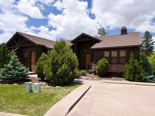 TORREON 10TH FAIRWAY LODGE WITH BEAUTIFUL VIEWS/INCLUDES GOLF
