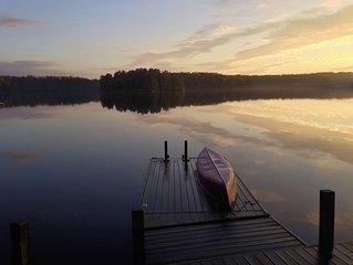 Stunning Muskoka Cottage on Beautiful High Lake