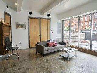 Modern bohemian apartment