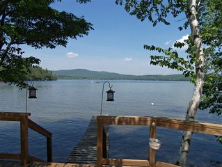 The Perfect Family Get-Away On Beautiful Webster Lake.