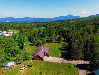 Coyote Lodge Is An Exceptional Five Acre Property