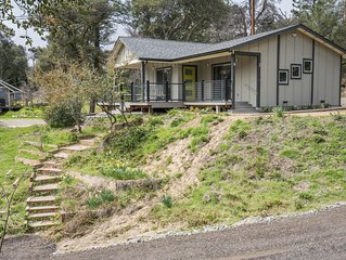 JULIAN MOUNTAIN COTTAGE a.k.a. 'THE RETREAT'
