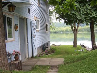 Charming Lakeside Cottage Brings You Close to Nature and Fun!