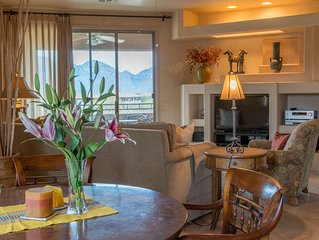 Spacious Condo with Catalina Mountain View