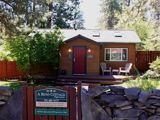 The Sunrise Cottage on Bend's Trendy West Side